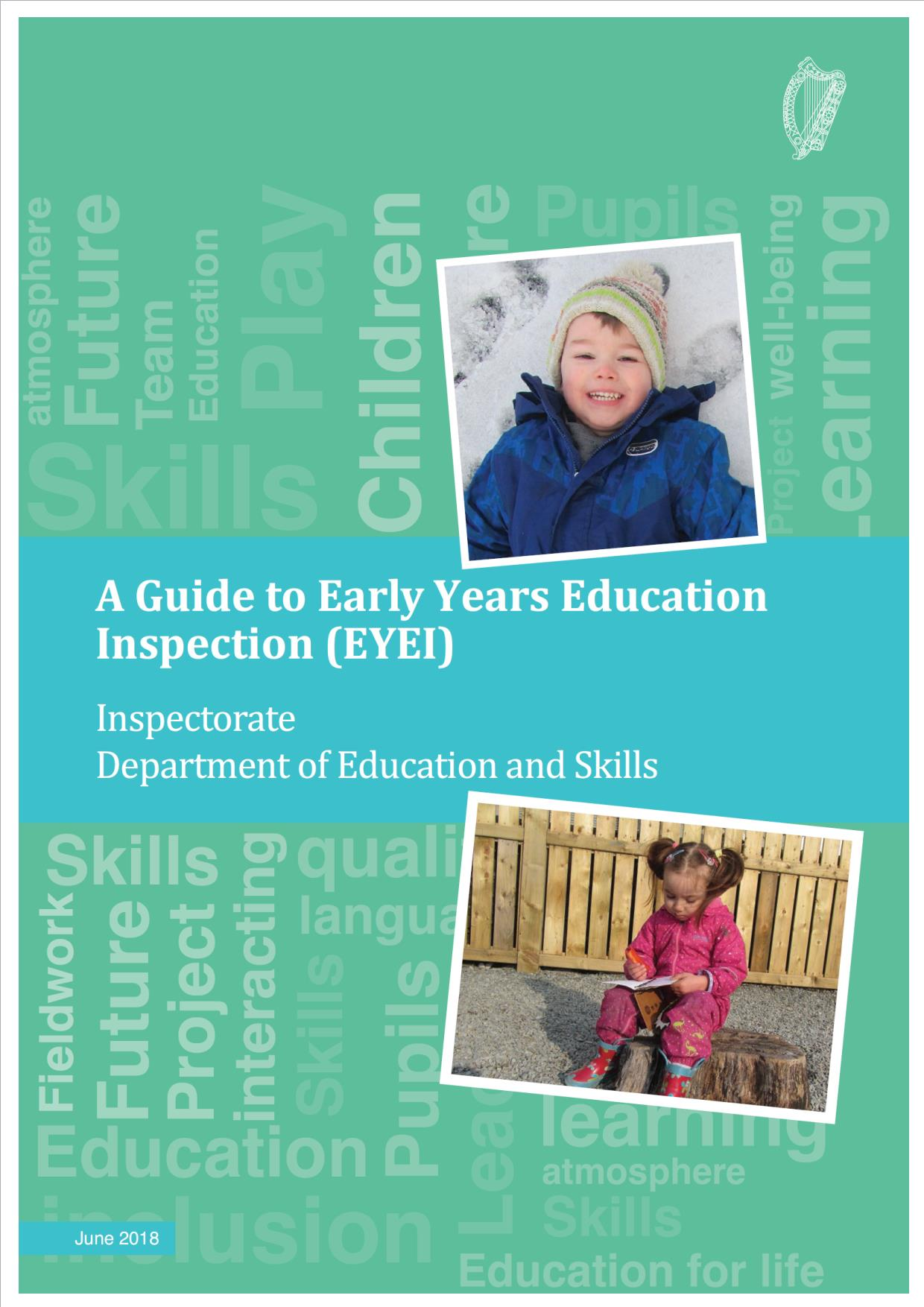 A guide to early years education inspection