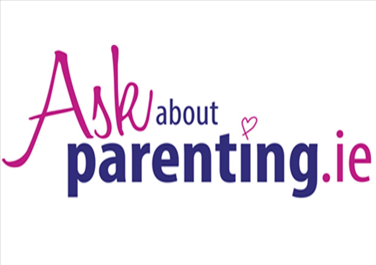 Ask about parenting logo