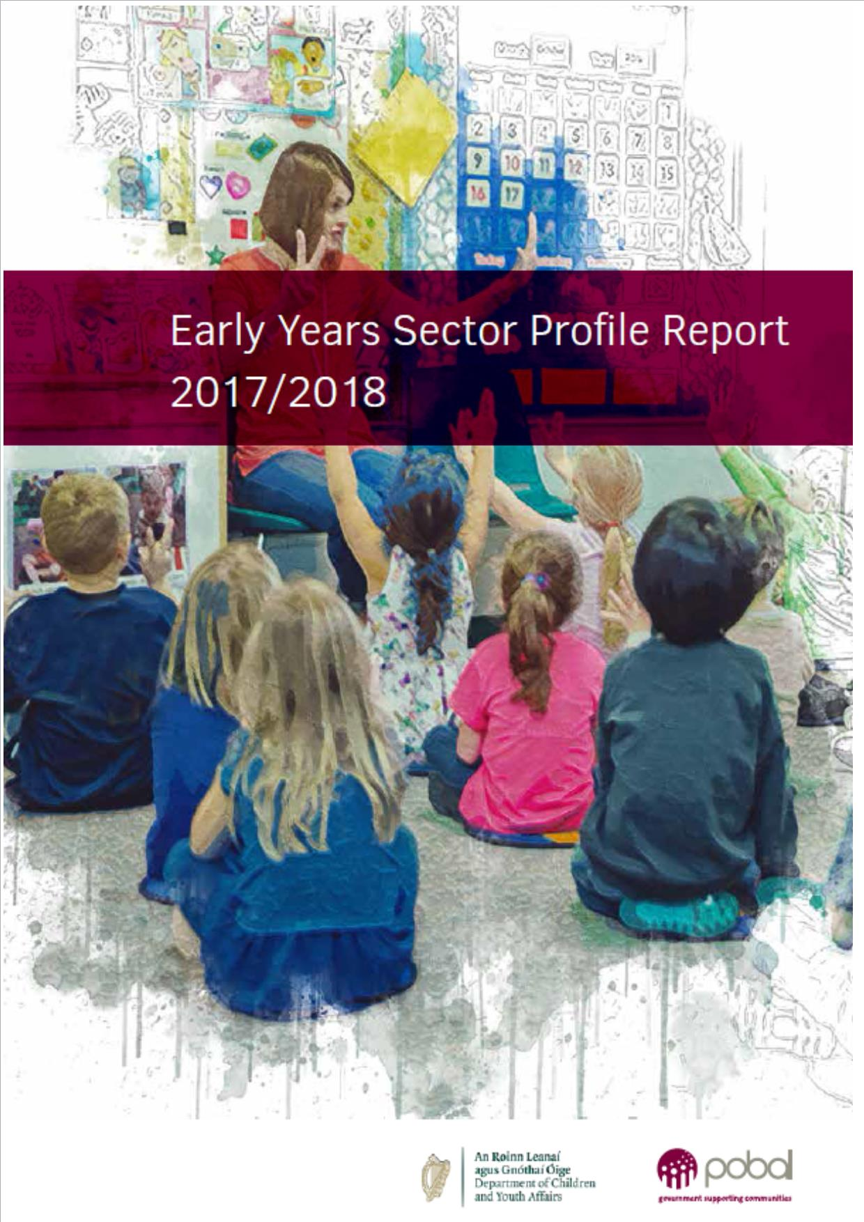 Early yeaars sector profile report 2018 2018